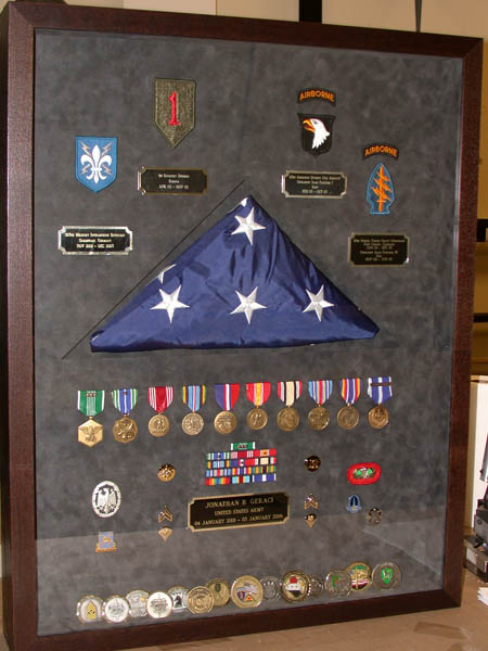 832- medals and flag shadowbox 003